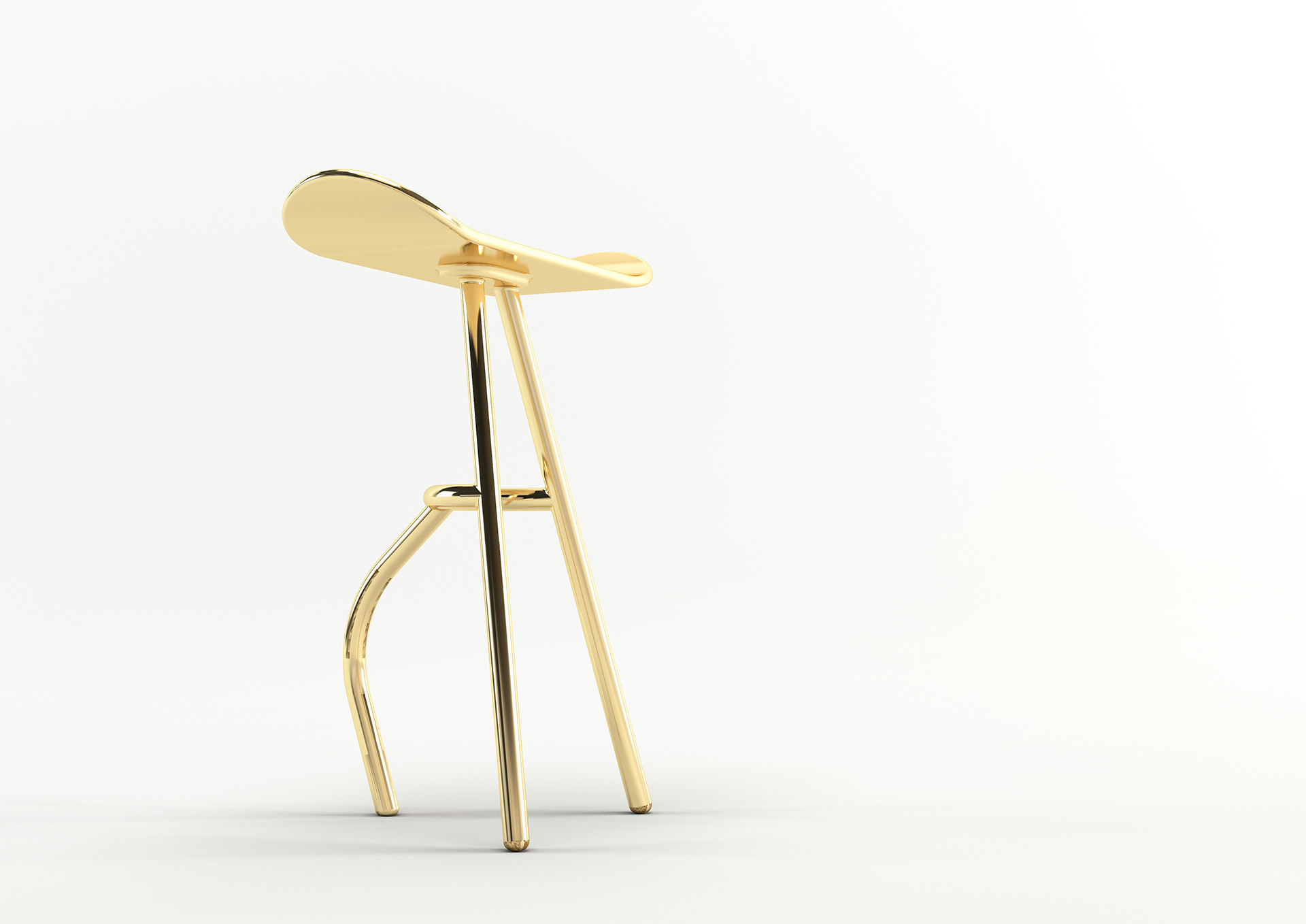 THE STOOL 1